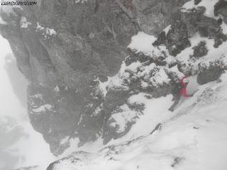 Ubiña, escalar cara norte con guia, guiasdelpicu.com , fernando calvo guia de montaña