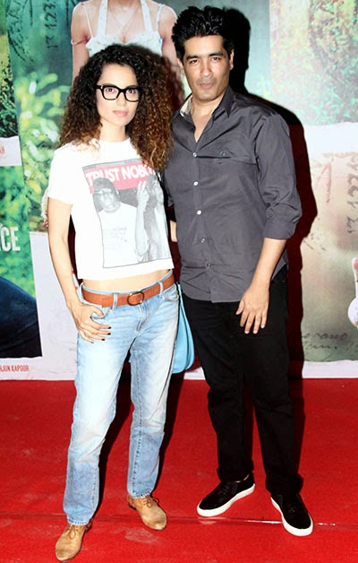 Kangna & Other celebs watch Finding Fanny