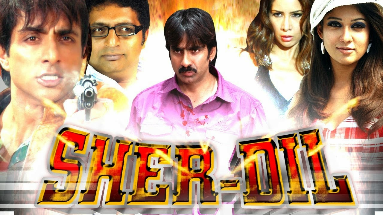 New Download Songs Sher Dil 2010 Telugu Movie Hindi Dubbed Watch Online