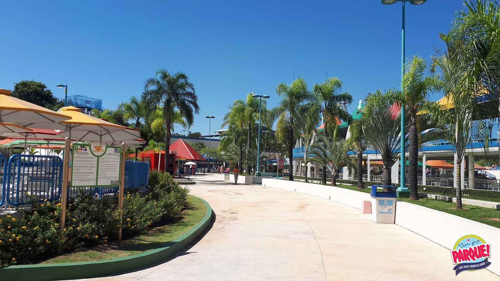 parque aquático em SP