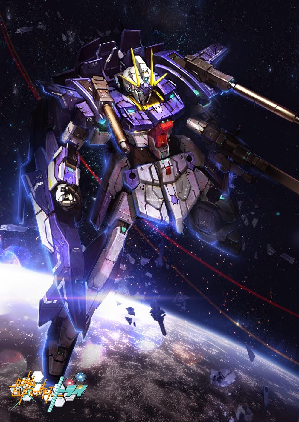 Fanart: Awesome Gundam Wallpapers by thedurrrrian - Gundam