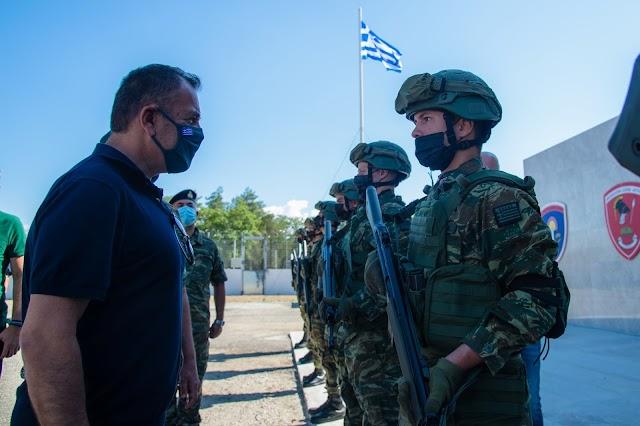Παναγιωτόπουλος: Το ΥΠΕΘΑ εξετάζει πλέον σοβαρά τον υποχρεωτικό εμβολιασμό και για τις ΕΔ