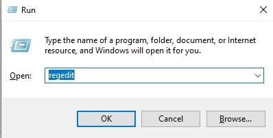 تعطيل شاشة القفل على windows 10