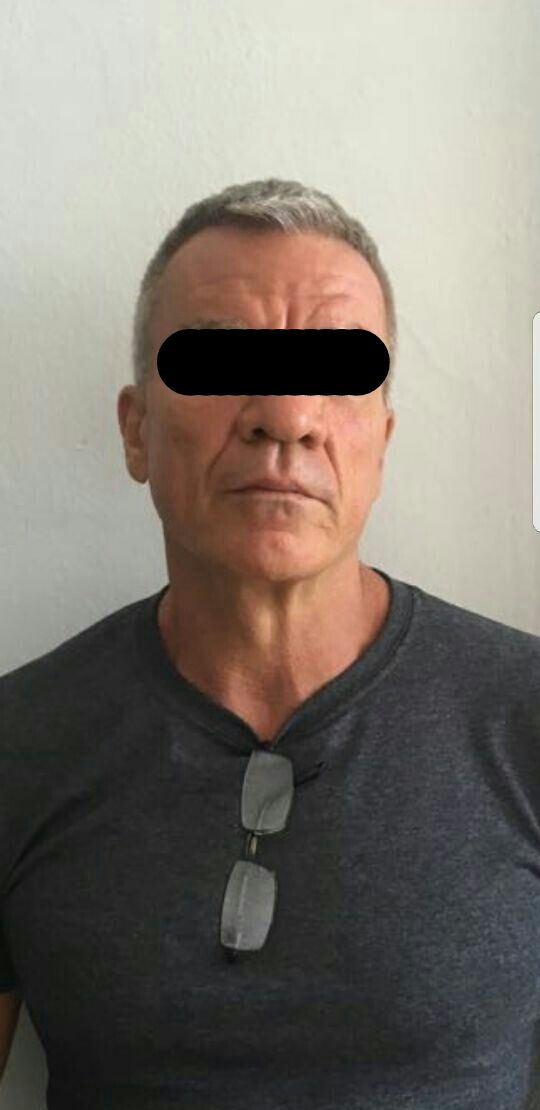 Detienen en Tabasco a estadounidense buscado por homicidio