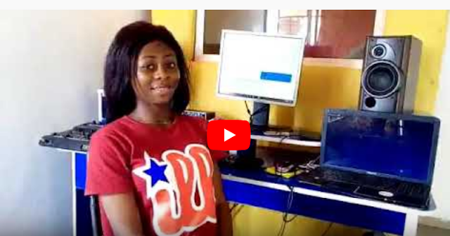 SHOCKING: SEE WHAT BENUE GIRL DID IN A VIDEO TO WIN ONLINE CONTEST