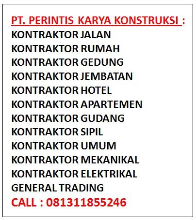 Perusahaan Kontraktor Swasta