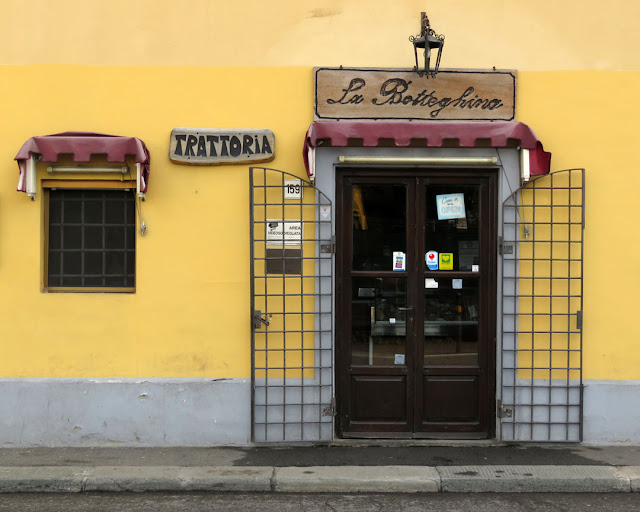 Restaurant La Botteghina, Via Roma, Livorno