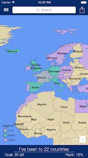 The Traveler Map