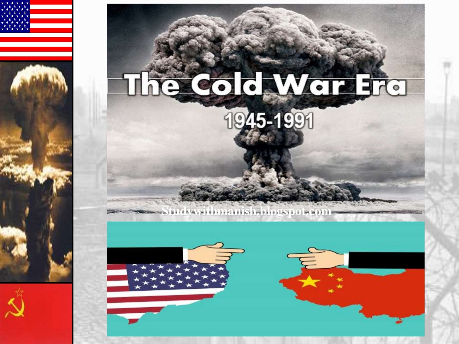 Cold War Era Ppt And Notes Class 12th Chapter 1