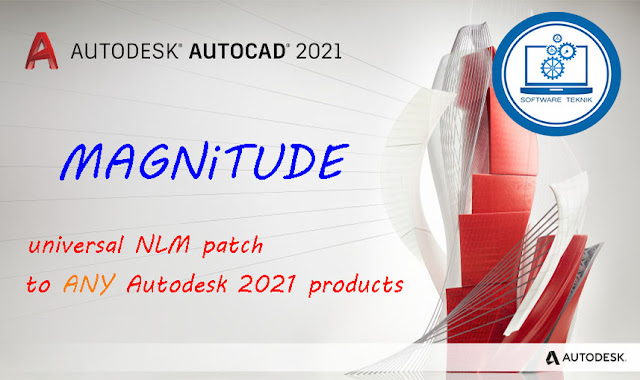 MAGNiTUDE Universal Patch To Autodesk 2021