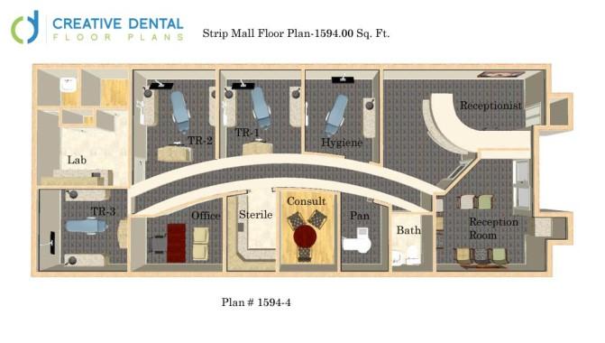 small dental office floor plans