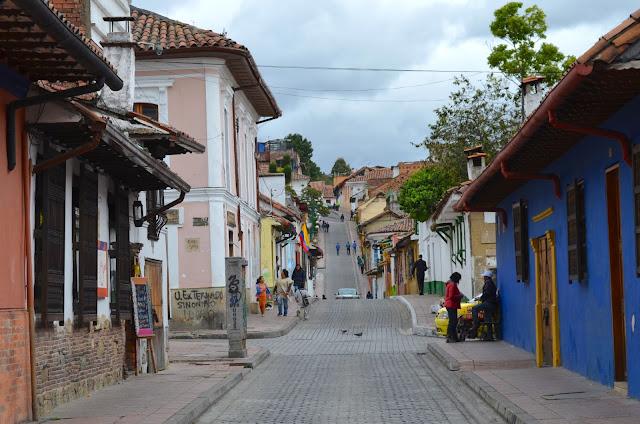 Fotoviaje bogot colombia d a 2 barrio de la for Barrio el jardin cali colombia