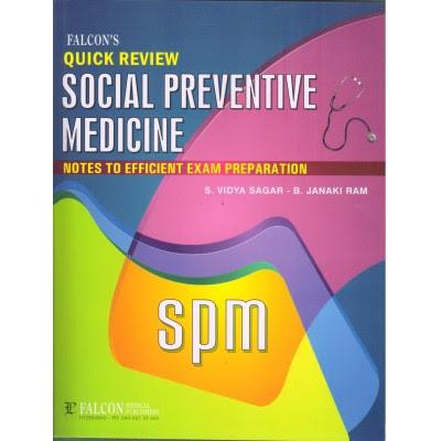 Falcon's Quick Review Social Preventive Medicine (Falcon SPM) 8th edition pdf free download