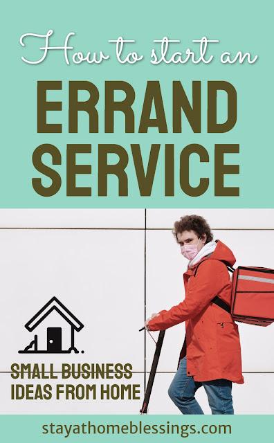 How to start an errand service