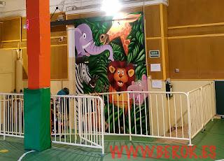 Graffitis infantiles para escuelas