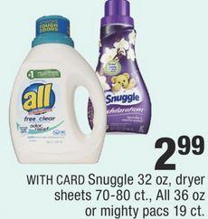 cheap all detergent at cvs
