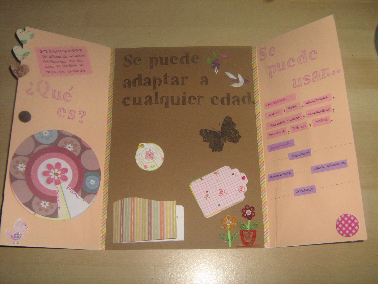 Lapbook I Que Es Un Lapbook Animacion Sociocultural E Integracion Social Profesional