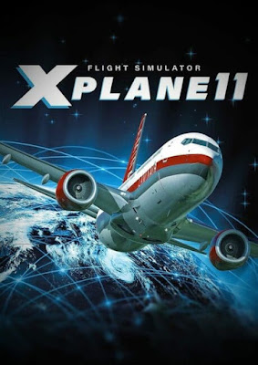 Capa do X-Plane 11