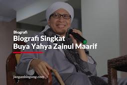 Biografi Singkat Buya Yahya Zainul Maarif