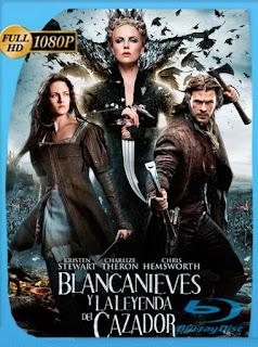Blanca Nieves Y El Cazador [2012] HD [1080p] Latino [GoogleDrive] SilvestreHD