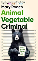 Cover of Animal Vegetable Criminal by Mary Roach