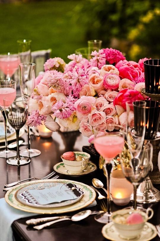 Lamb Amp Blonde Wedding Wednesday Gorgeous Table Settings