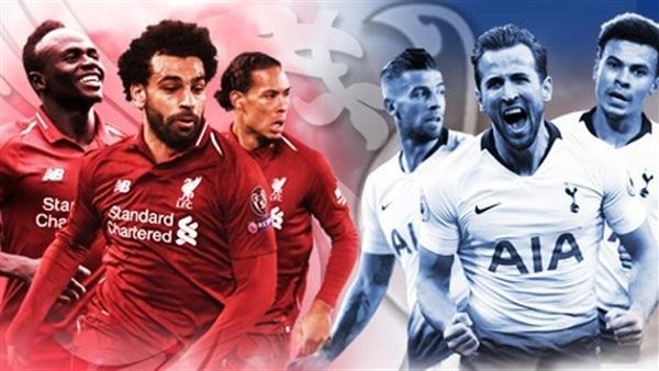 ليفربول ضد توتنهام فى الدورى الانجليزى الممتاز تعرف الان على القنوات المفتوحة الناقلة للمباراة