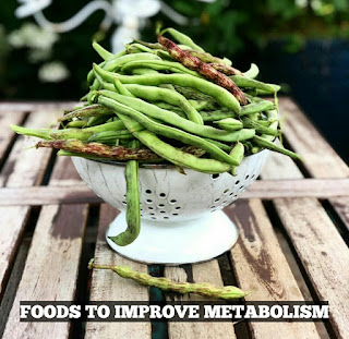 Top amazing foods that will increase metabolism.