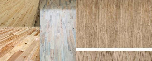 gỗ ghép phủ veneer Sồi