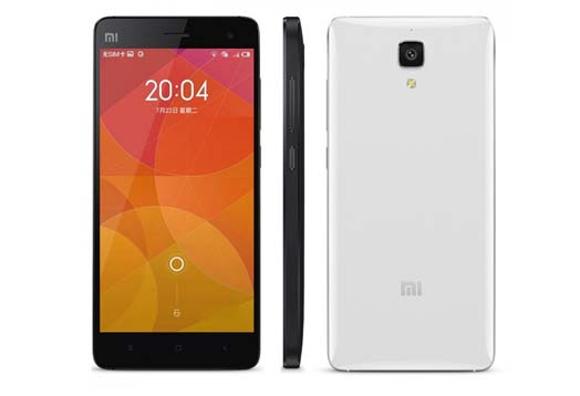 Spesifikasi dan Harga Xiaomi Mi 4