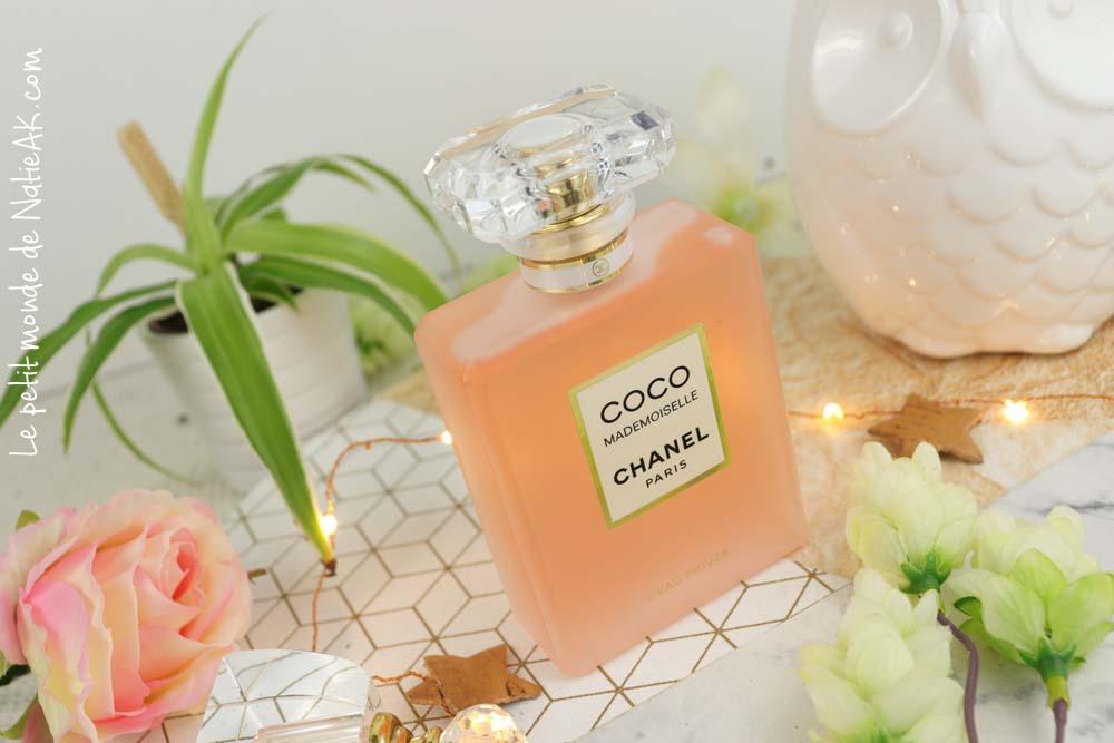 Chanel Coco Mademoiselle L'eau privée avis
