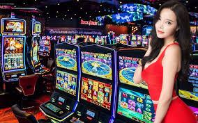 Bermain Mesin Slot di Casino Online