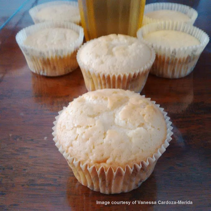 A Must Bake Cheese Cupcake Per Your Kid's Request