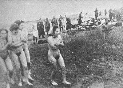 girls forced to strip