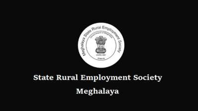 Meghalaya-State-Rural-Employment-Society-Logo