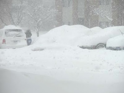 2010 Pennsylvania Blizzard