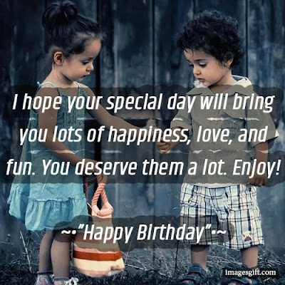 birthday wishes for brother and sister