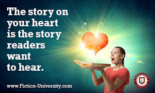 the story of your heart, write the novel you want to write, bonnie randall