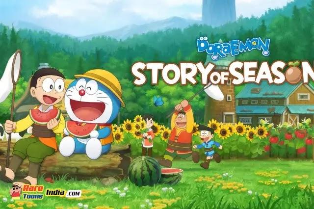 Doraemon All Seasons Hindi Dubbed Download (360p, 480p, 720p HD)