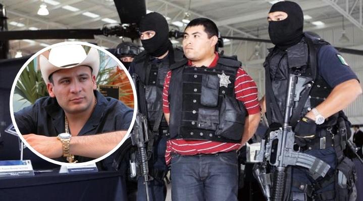 """Valentin Elizalde """"El Gallo de Oro"""" tendrá serie, incluso veremos su muerte en manos de """"El Hummer"""" ex jefe de los Zetas"""