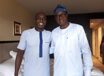 Nigerians Should Not Abandom Samson Siasia NOW