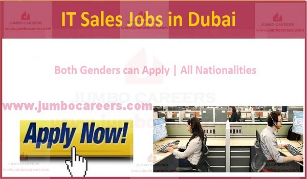 Recent IT jobs in Dubai,