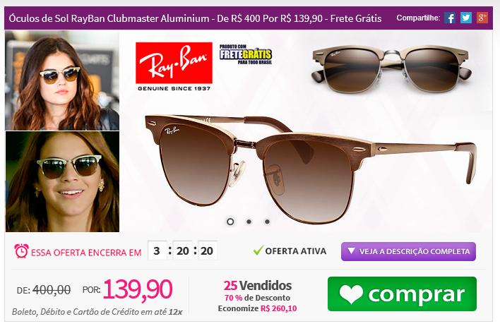8b92f61ac91ba Lá no site da TPM de Ofertas tem muitos modelos de óculos, um mais lindo  que o outro... E os preços são incríveis.