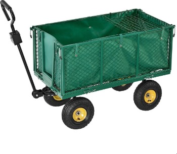 Bolderkar bolderwagen tuinwagen Hosel