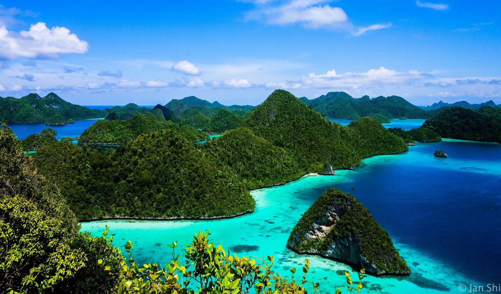 Kumpulan Foto Kepulauan Raja Ampat