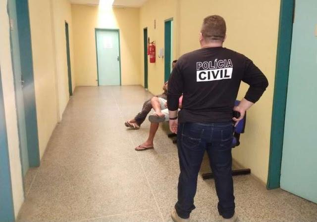 Polícia Civil prende doze pessoas por dívida de pensão alimentícia em Sobral