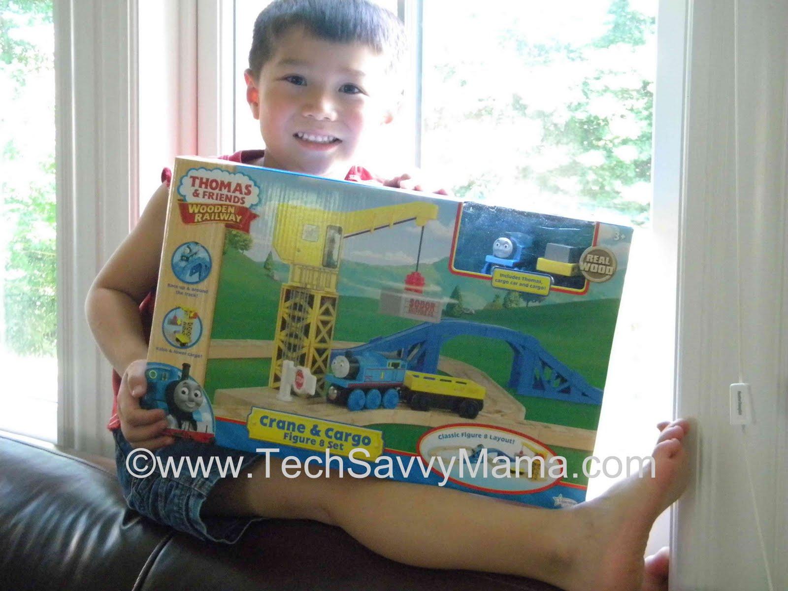 Happy 5th Birthday Captain Computer (w  Thomas & Friends