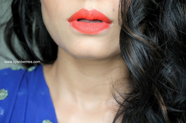 MAC retro matte lipstick dangerous review