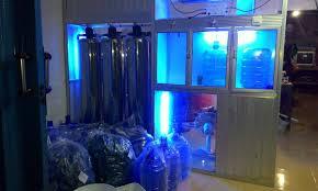 Usaha Depot Air Minum Isi Ulang