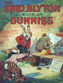 "Enid Blyton ""Book of Bunnies"""